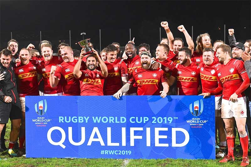 Canada - Rugby World Cup 2019 betting preview