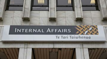 New Zealand Department of Internal Affairs - gambling laws
