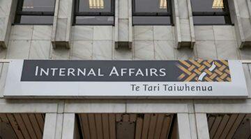 New Zealand Department of Internal Affairs - gambling laws