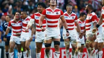 Japan Rugby World Cup predictions