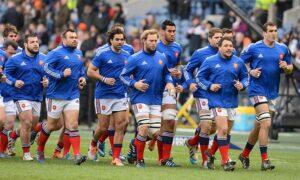 Wallabies v France second TestTest