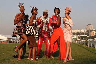 Durban July horse racing