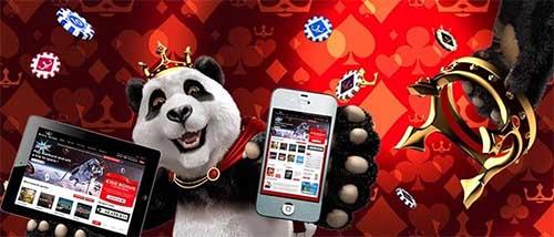 Royal Panda mobile review
