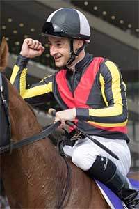 Christophe Lemaire is among the most famous jockeys