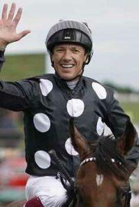 Frankie Dettori is among the top jockeys in the world