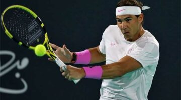 Rafael Nadal will play a big role in Spain's chances at the ATP Cup