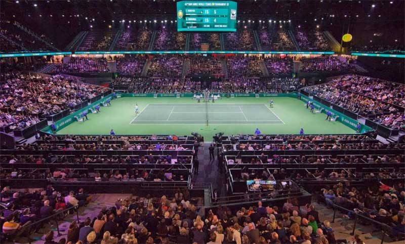 ATP Rotterdam predictions and odds update 2020