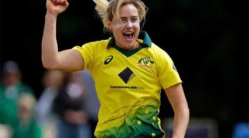 Ellyse Perry is one of the best T20 W players in world cricket