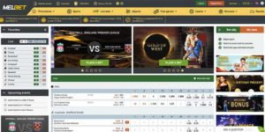 Melbet sports betting review