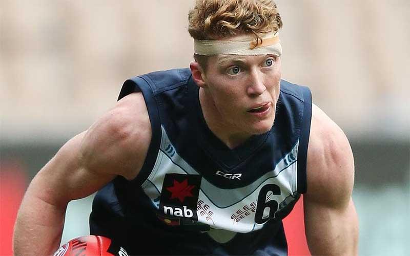 Matt Rowell lebih disukai dalam taruhan untuk memenangkan Penghargaan Bintang Baru AFL 2021