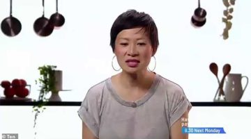 Yeow Ling Poh is the favourite in betting to win Master Chef Australia