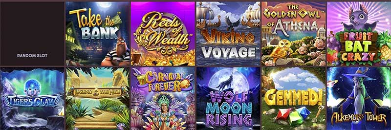 Best Betsoft Casino