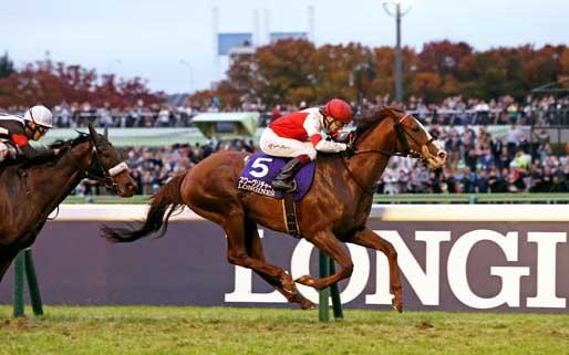 Japan horse racing