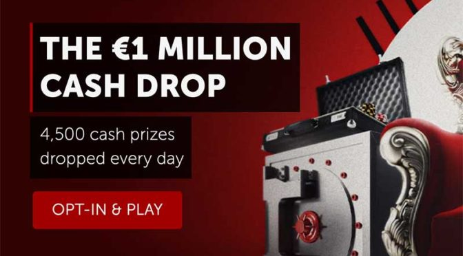 Betsafe 1 million giveaway for European players