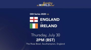 England v Ireland Betting tips, 1st ODI preview