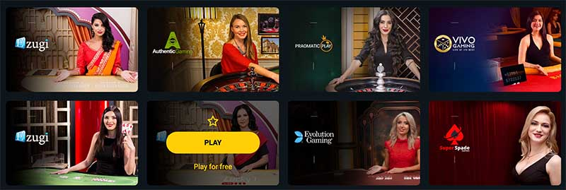Betwinner live casino review