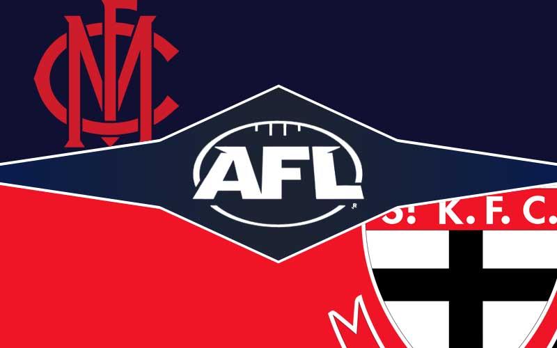 St Kilda v Melbourne betting tips and prediction - AFL rd 2 2021