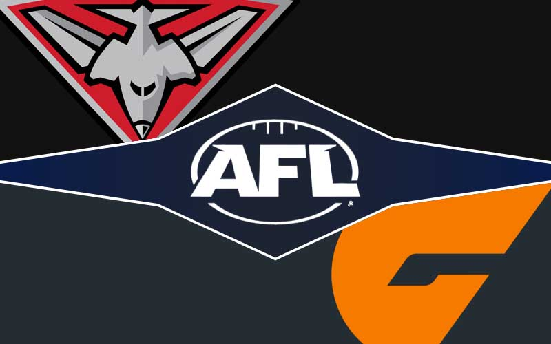 Essendon v GWS betting tips, prediction and odds upudate; AFL Rd 10 Preview