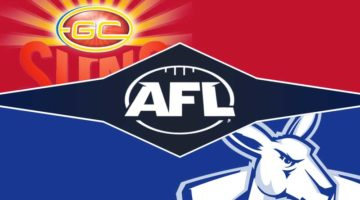 Gold Coast v North Melbourne betting tips, prediction & odds update; AFL rd 14 preview