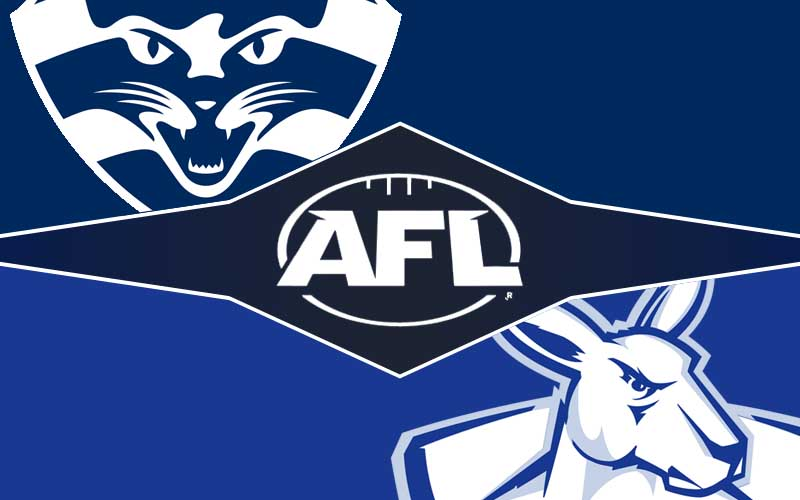 Geelong v North Melbourne betting tips and prediction; AFL rd 10 preview