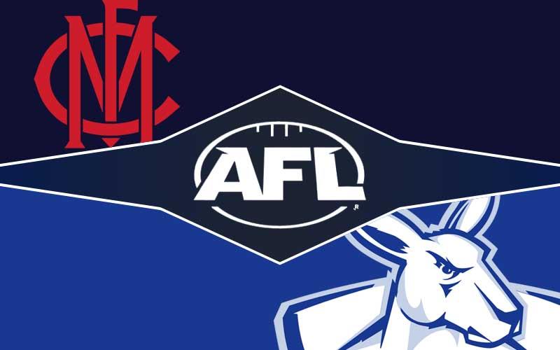Melbourne v North Melbourne betting tips, prediction & odds update; AFL Rd 11 preview