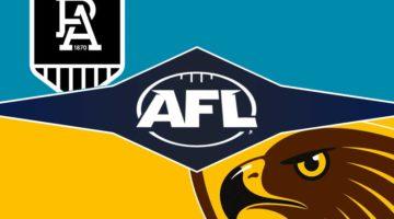 Port Adelaide v Hawthorn betting tips & winner prediction; AFL rd 13 preview