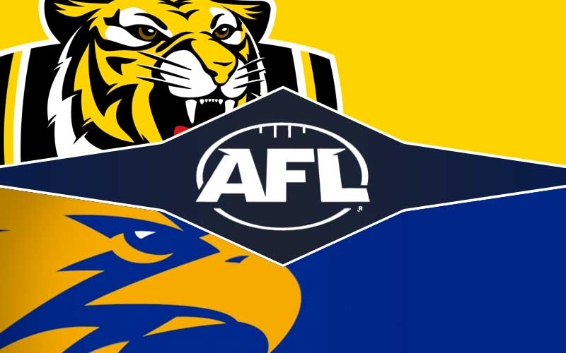 Richmond v West Coast betting tips, prediction & odds; AFL Rd 14 preview