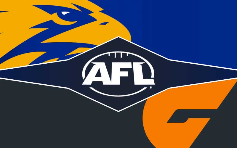 West Coast v GWS betting tips, prediction & odds update