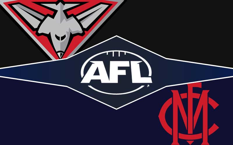Essendon v Melbourne betting tips, prediction and odds; AFL round 18 preview