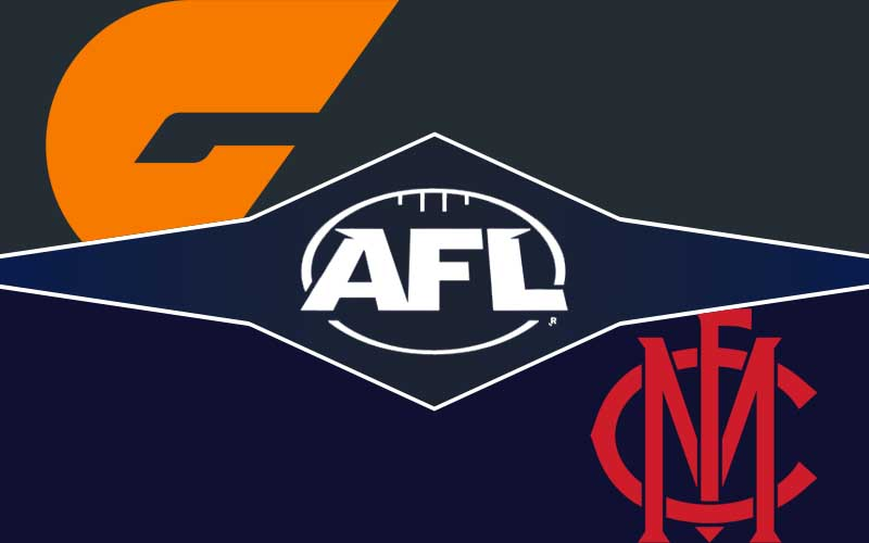 GWS v Melbourne betting tips & prediction; AFL round 17 preview
