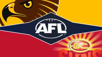 Hawthorn v Gold COast betting tips and prediction; AFL round 18 preview 2020