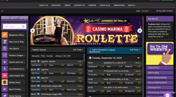 HollywoodBets launch new website in September 2020