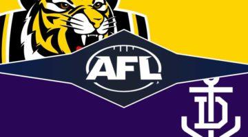 Richmond v Fremantle betting tips, prediction & odds udpate; PSL Preview 3/9
