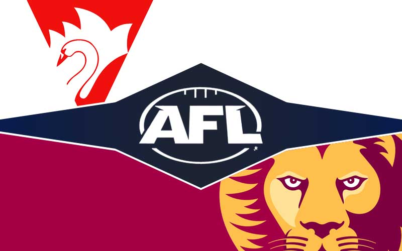 Sydney Swans v Brisbane Lions betting tips, prediction & odds; AFL round 17 preview