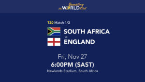 South Africa v England 1st Twenty20: betting tips, prediction & odds
