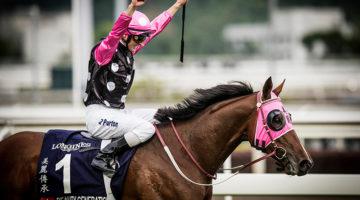 Beauty Generation telah pensiun dari Hong Kong Racing