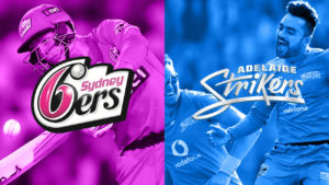 Sixers v Strikers betting tips, prediction & odds; BBL Game 11 Preview