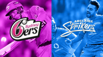 Sydney Sixers v Adelaide Strikers BBL 2020-21
