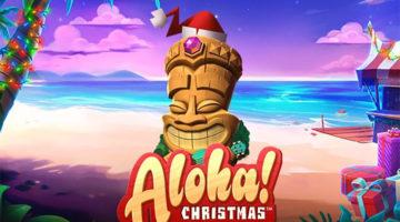 Aloha!  Natal sekarang ditayangkan di kasino NetEnt terbaik