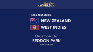 New Zealand v West Indies betting tips, prediction & odds; 1st Test Preview