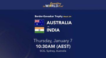 Tip dan prediksi taruhan Australia v India;  Pratinjau Tes ke-3 1/7/2021