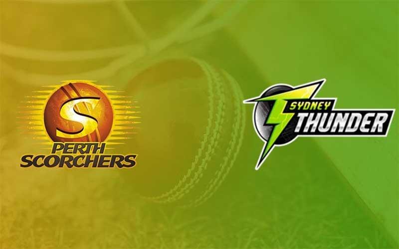 Tips Scorchers v Thunder