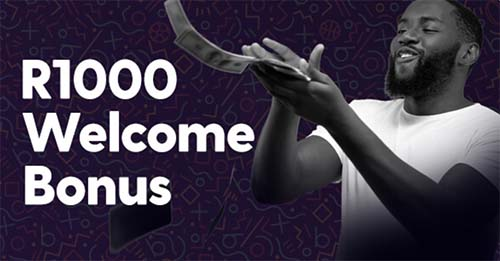 Bet.co.za welcome bonus for South Africa