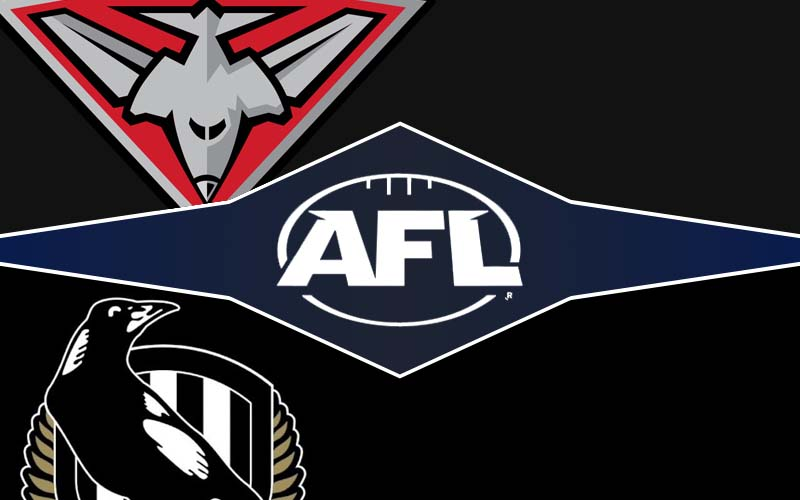 AFL Anzac Day match: Collingwood v Essendon round 6