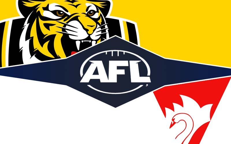 Richmond TIgers v Sydney Swans tips and prediction - AFL round 3 preview 2021