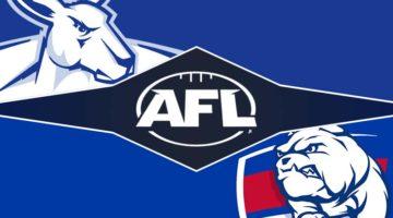 North Melbourne v Western Bulldogs betting tips & prediction 2/4