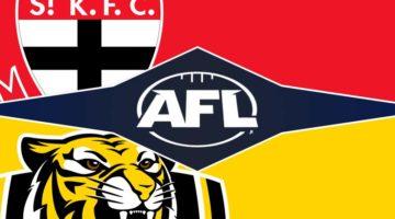 Tip taruhan St Kilda v Richmond;  Putaran AFL 5 2021
