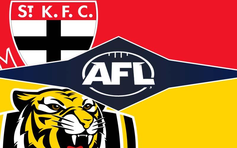 St Kilda v Richmond betting tips; AFL round 5 2021