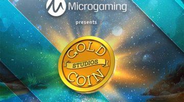 Gold Coin Studios akan memiliki slot yang didistribusikan oleh Microgaming