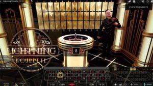 Lightning roulette by evolution games